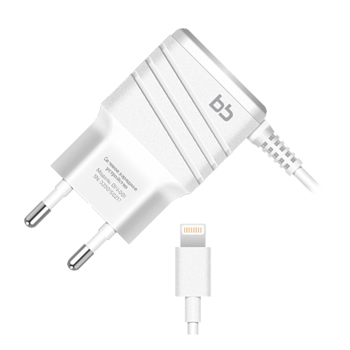 Travel charger s8pin 014-001